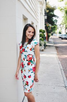 Spring Knee Length Dresses