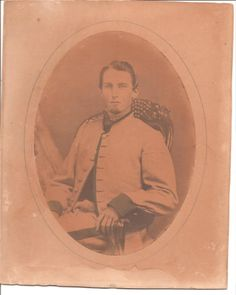 James J. Clark (1839-1864), Company F, 17th South Carolina Infantry, died at hands of sharpshooters at siege of Petersburg, VA