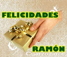 FELICIDADES RAMÓN #FelizDomingo #FelizDía #BuenosDías  https://www.cuarzotarot.es/