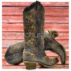 Sheelah for Arnold Churgin Western Boots, Cowboy Boots, Shoe Boots, Shoes, The Struts, My Style, Fashion, Boots, Shoe