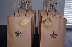 New Orleans Wedding Gift Bag Ideas : Bachelorette Party Gifts on Pinterest Bachelorette Party Favors ...