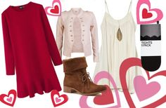 Turn heads with these flirty #V-Day looks, all under $50. #Fashion