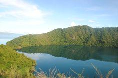 Lake Matotoi, Satonda Island, West Nusa Tenggara, Indonesia
