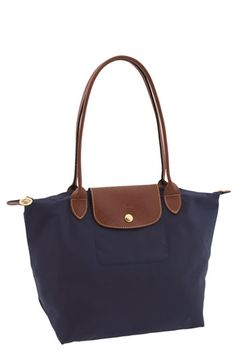 Navy longchamp
