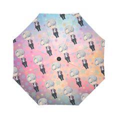 Yuri On Ice Viktor Auto-Foldable Umbrella