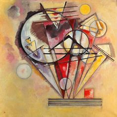 Wassily Kandinsky - On Points