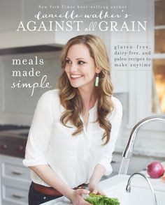 MEALS MADE SIMPLE Coming in September! So excited about her new cookbook!