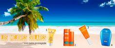 ¿Vas a la playa este finde? ¡No olvides proteger tu piel! Te enseñamos cómo en nuestro blog.