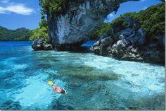Palau (Micronesia).