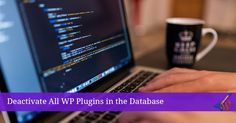 Learn how to deactivate all #WordPress plugins at once, directly in your site's database.