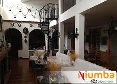 De #Nochevieja cortijera en esta impresionante finca de Villaviciosa de Córdoba - Blog para viajeros | 6 villas de lujo para celebrar una Nochevieja de anuncio Freixenet | http://blog.niumba.com