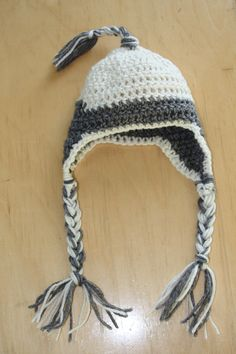 new born hat for a baby shower