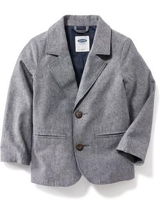 Linen-Blend Blazer for Baby Product Image