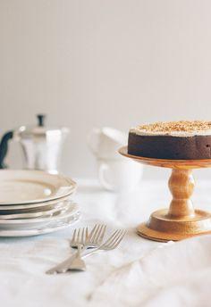 """""""Paleo"""" Chocolate Cake."""