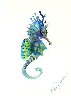 one of a kind seahorses - Google Search