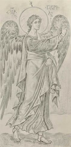 Byzantine Icons, Byzantine Art, Religious Icons, Religious Art, Angel Sketch, Mother Art, Orthodox Icons, Illusions, Art Drawings