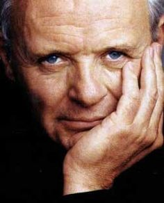 "Anthony Hopkins:  ""Relish everything that's inside of you, the imperfections, the darkness, the richness and light and everything. And that makes for a full life."""