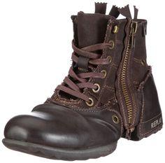 REPLAY Clutch, Herren Biker Boots, Braun (DK BRN 18), 43 EU