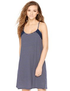 Motherhood Maternity Bump In The Night™ Relaxed Fit Nursing Nightgown