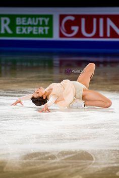 https://flic.kr/p/TFY6PU | Evgenia Medvedeva - RUS | Copyright Danielle Earl/Golden Skate #evgeniamedvedeva