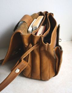 Always make sure your purse is big enough to carry your book.