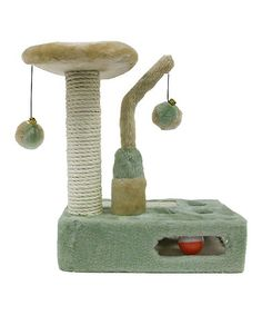 Look what I found on #zulily! Tetherball Crane Cat Tree #zulilyfinds