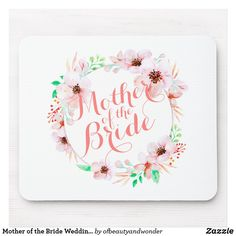 Mother of the Groom Wedding Coaster , Wedding Groom, Wedding Gifts, Wedding Coasters, Mr And Mrs Wedding, Custom Coasters, Custom Mouse Pads, Best Mother, Personalized Wedding, Mother Of The Bride