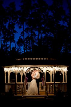 Night Wedding Portraits | PHOTO SOURCE • ENV PHOTOGRAPHY