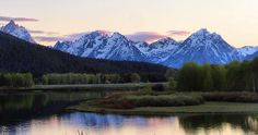 Title  Sunset On The Tetons  Artist  Dan Sproul  Medium  Photograph - Photograph-digital