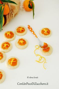 Biscotti agli agrumi