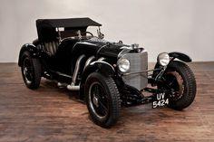 1929 Mercedes Benz 7.1 ltr. SSK.