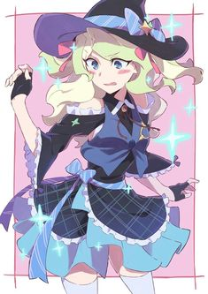 Diana Cavendish (little witch academia)