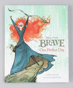 Disney Princess Brave: One Perfect Day Hardcover by Disney #zulily #zulilyfinds
