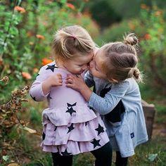SISTERS, SISTERS Sibling love in the #nununu Star Tutu Dress and 360 Circle Dress | RG @angigliottiphotography #nununucrew #nununuworld