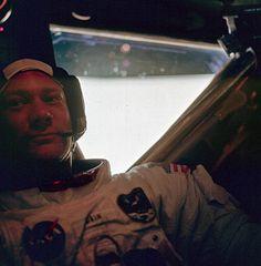 Buzz Aldrin After Moon Walk – Vintagraph
