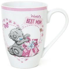 World's Best Mum Tatty Teddy Mug - Me to You