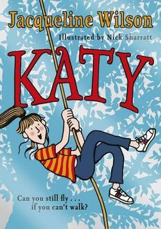Katy by Jacqueline Wilson http://www.amazon.co.uk/dp/0141353961/ref=cm_sw_r_pi_dp_Mtd4vb1TZ41PH