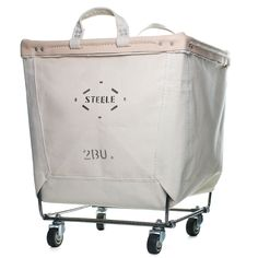 Steele Canvas Laundry Cart