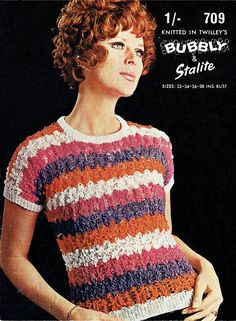 544 Best 1970s images | Vintage knitting, Retro outfits