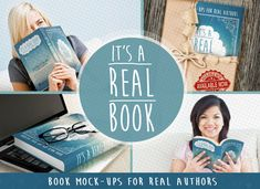 It's A Real Book, a set of easily editable free Photoshop book mock-ups. A set of 7 high resolution professional book mock-ups. Free Photoshop Mockups, Photoshop Book, Editorial, Best Book Covers, Brochure Cover, Paper Book, Psd Templates, Free Books, Designers
