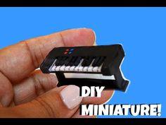 tutorial: miniature keyboard