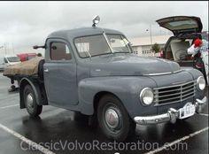 Great Volvo Duett truck