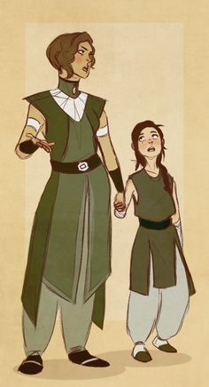 kuvira and su yin
