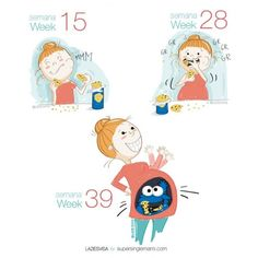 14 ilustraciones sobre ser mamá ¡que te harán reír! | Blog de BabyCenter