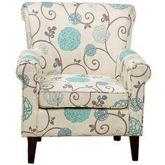 Fleur Club Chair