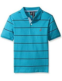 Nautica Short Sleeve Stripe X Large. *** See this great product. (This is an affiliate link)