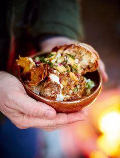 Winter nights chilli | Jamie Oliver | Food | Jamie Oliver (UK)