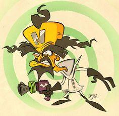 Themrock: Dr. Neo Cortex (Crash Bandicoot)