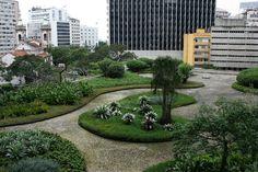burle marx roof garden