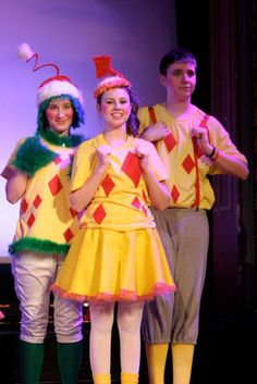 Who family from Seussical (Re-pinned from Elizabeth Mace - thanks!)